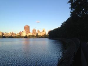 01 NYC Manhattan Central Park Reservoir Upper East Side