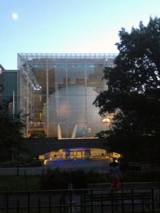 07_Planetarium Manhattan NYC