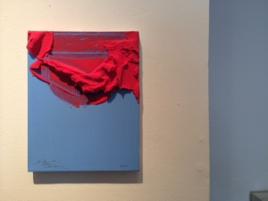 Frosch & Portman ; gallery ; lower east side, richard allen morris, abstract art, nyc, les