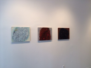 David Hayward. frosch portman, lower east side, les, nyc, gallery, eccentric abstraction